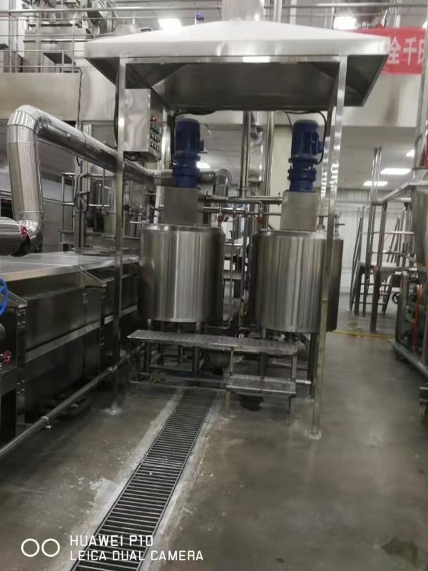 如何选购安全卫生的粉条机械设备