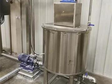 混合物搅拌桶